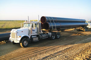Equipment Types for Teamsters National Pipeline Workers